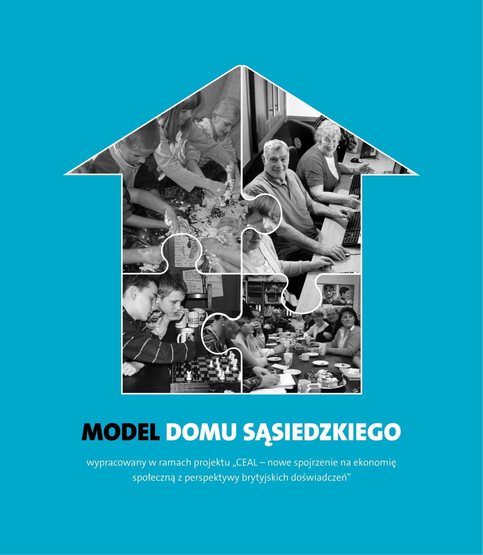 Model Domu Sąsiedzkiego