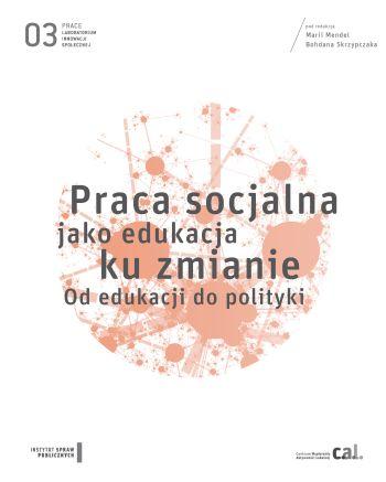 Prace Laboratorium Innowacji Społecznej, III